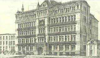 new york hospital training school for nurses