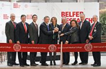 Belfer Building Ribbon Cutting