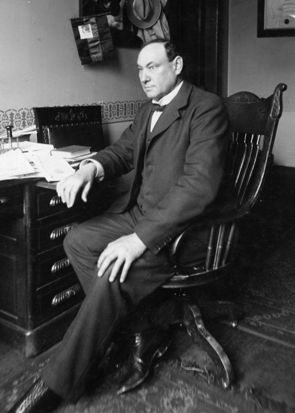 Head of the US Bureau of Chemistry