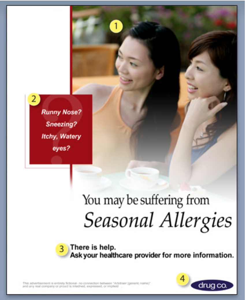 FDA Help Seeking Ad 2