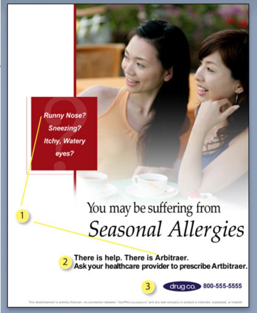 FDA Help Seeking Ad 1