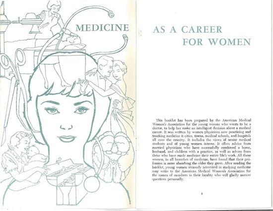 Medicine as a Career for Women